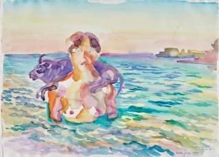 Maria Lassnig Kretastier